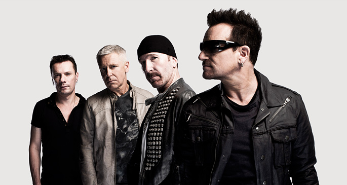 U2 unveil 'Ordinary Love' from forthcoming Nelson Mandela biopic