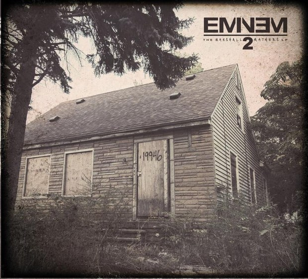 Stream the new Eminem album, The Marshall Mathers LP 2 ...