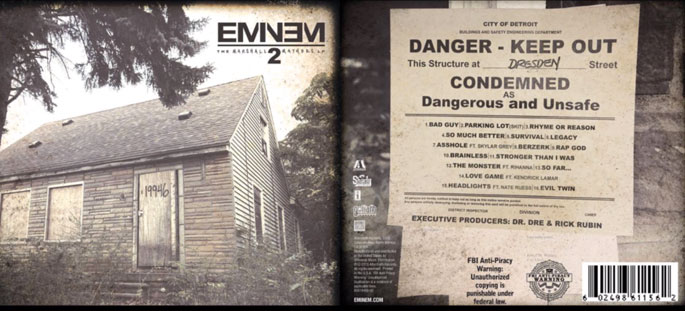 Eminem Makes Public Service Announcement Following Early
