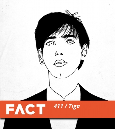 fact mix 411 - tiga -- 11..2013