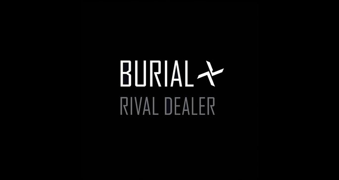Burial's <i>Rival Dealer</I> sounds like AraabMUZIK and <I>The Snowman</i>, and is the best thing he's done since <i>Untrue</i>