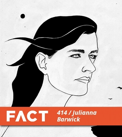 FACT mix Julianna Barwick - 12.2013