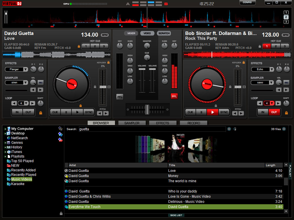 DJ Mixing Software - Download the Best Mixing ... - pcdj.com