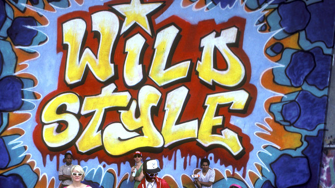 Tim Westwood and Alex Nut to play <em>Wild Style</em> screening in London this Saturday