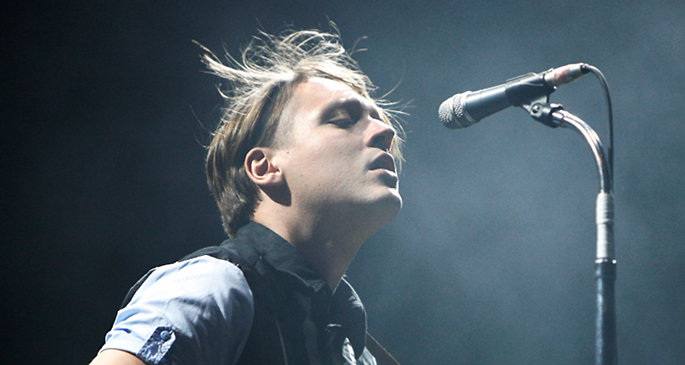 Arcade Fire are headlining Glastonbury 2014