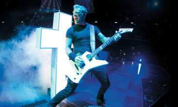 Watch Metallica's Antarctica concert in full