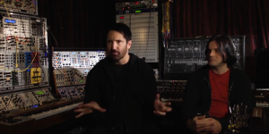 Watch Nine Inch Nails interviewed in modular synth documentary <em>I Dream of Wires</em>