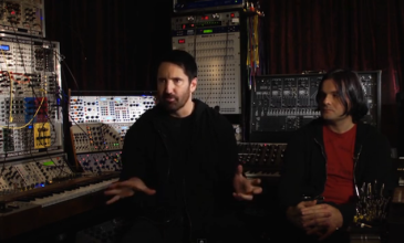 Watch Nine Inch Nails in modular synths documentary I Dream of Wires