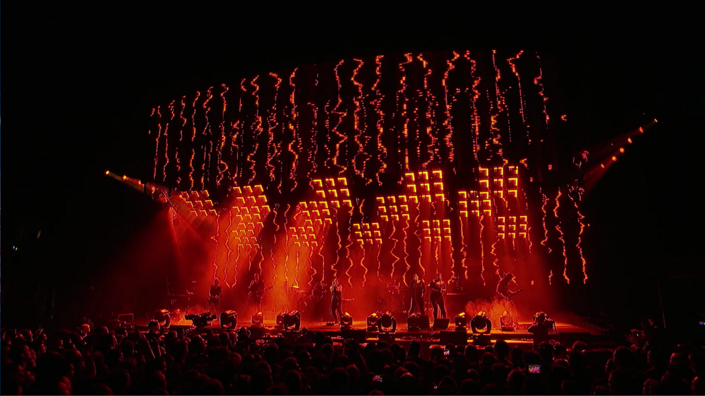 Watch a full-length Nine Inch Nails concert film