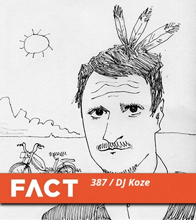 FACT mix DJ Koze -- 12.2013