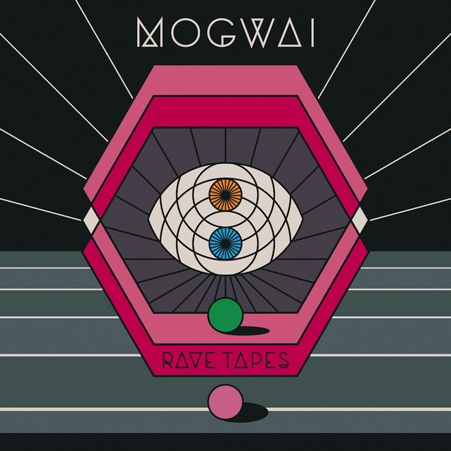 Mogwai's <i>Rave Tapes</i> makes UK top 10