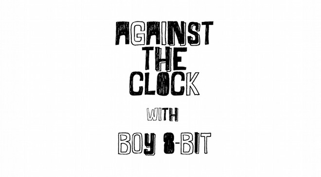 Against the Clock: Boy 8-Bit