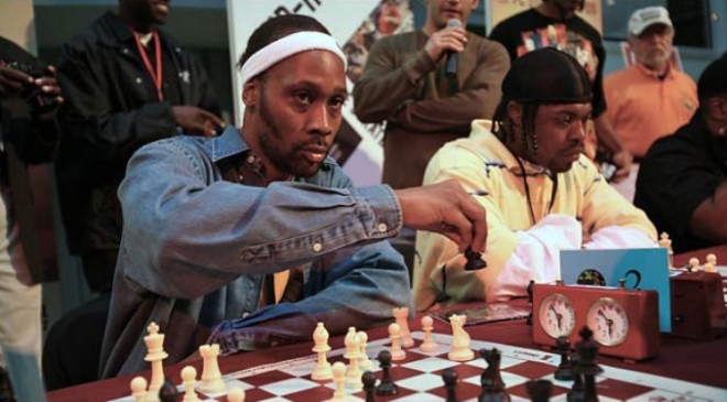 RZA to defend his title at Hip Hop Chess Federation charity tournament