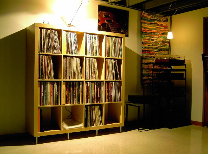 Expedit Ikea Record Collapse ~ Vinyl lovers despair as IKEA discontinues the Expedit shelf  FACT