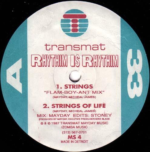 strings of life transmat
