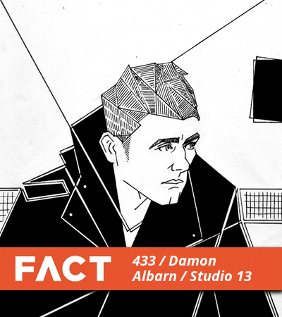 FACT mix Damon Albarn new--