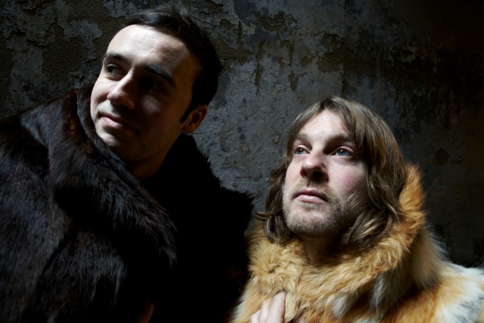 Grumbling Fur create surround sound score for immersive video installation in London church