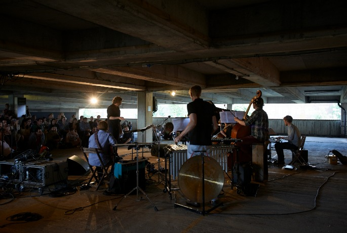 Sheer trippiness: Bernard Parmegiani's pioneering compositions break out of the concert hall at LCMF 2014