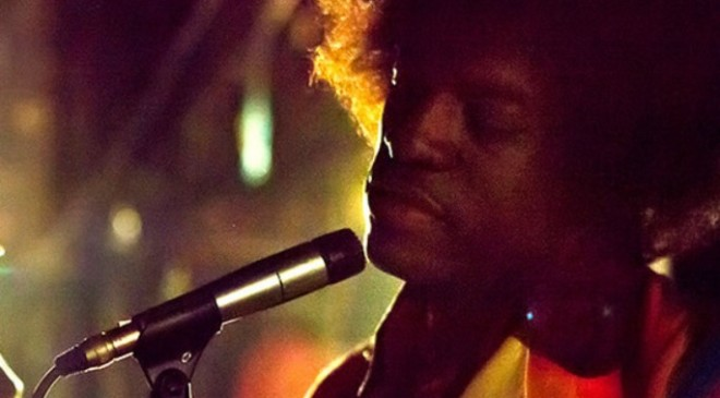 "Andre 3000 ""rehearsed six hours a day"" to play guitar like Jimi Hendrix, says biopic producer"