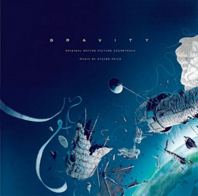 Oscar-winning Gravity score gets vinyl release on Mondo