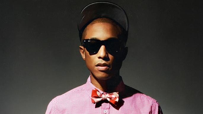 pharrell -- 3.4.2014