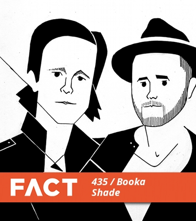 Booka Shade fact mix 4.14.2014