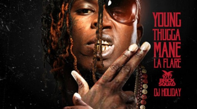 Gucci Mane and Young Thug drop collaborative mixtape <em>Young Thugga Mane La Flare</em>
