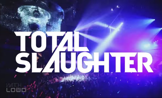 Eminem's Total Slaughter battle rap league to launch in July