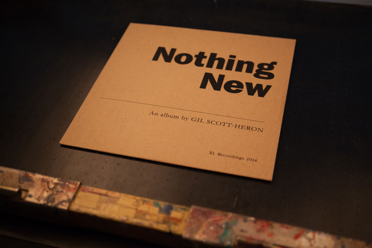 Gil Scott Heron nothing new review