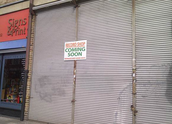 Another new record shop, Love Vinyl, to open in London