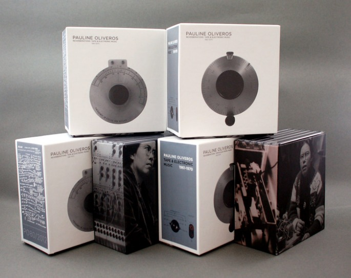Important Records launch Kickstarter to re-press rare Pauline Oliveros box set