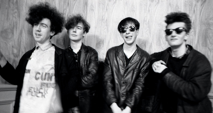 The Jesus And Mary Chain Add More Psychocandy Shows Fact