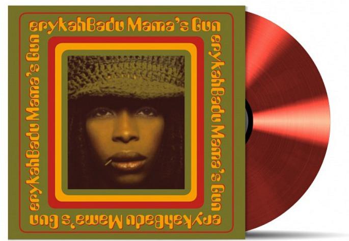 Erykah Badu S 2000 Album Mama S Gun Gets Vinyl Reissue