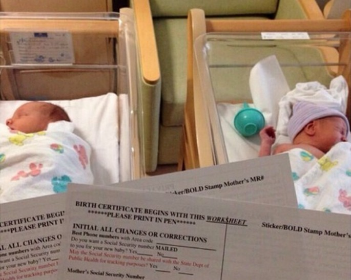 Newborn twins named after Wu-Tang Clan rappers