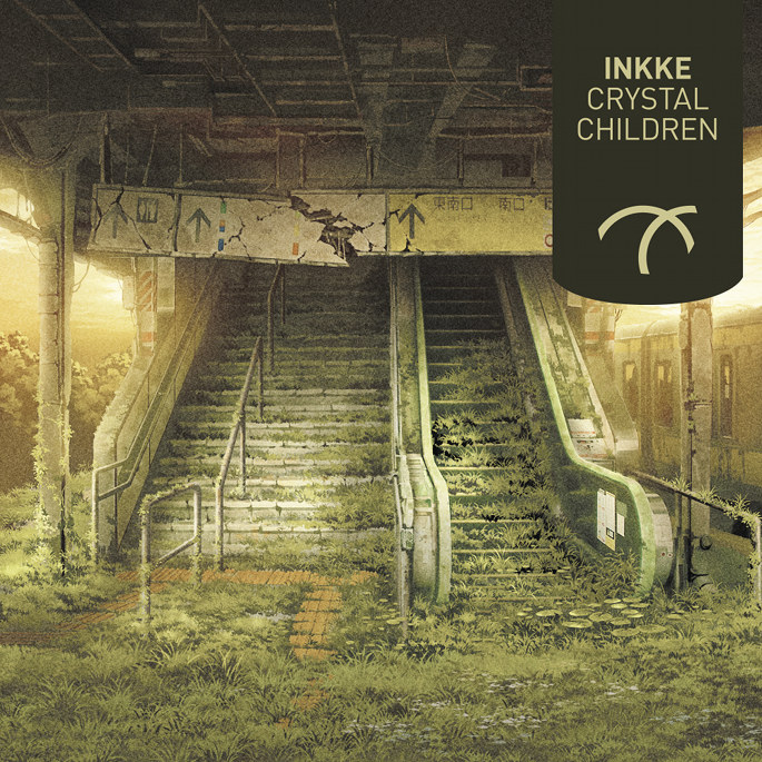 Glasgow newcomer Inkke announces new EP <i>Crystal Children</i>