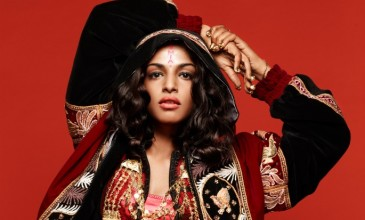 M.I.A. links up with The Partysquad for 'Gold'