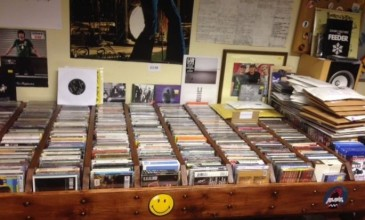 Devon record shop on eBay for just £9000