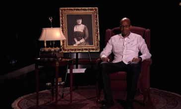 Watch Warren G read Warren G. Harding's love letters — to the tune of 'Regulate'
