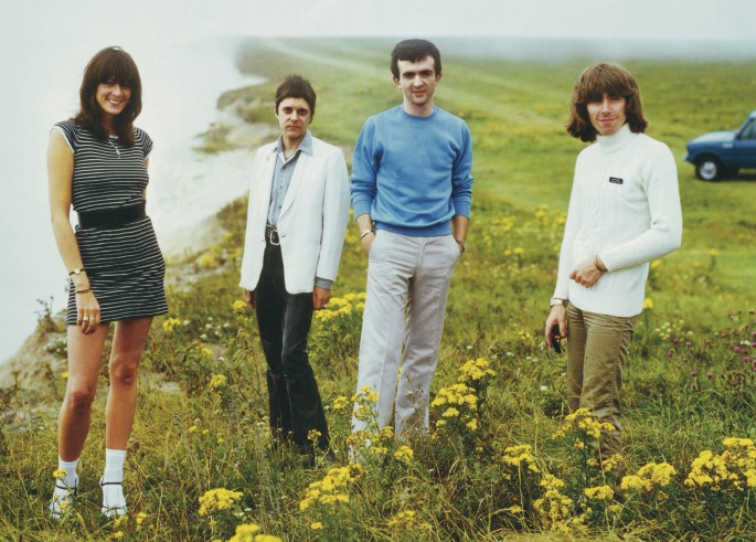Chris & Cosey on Throbbing Gristle's <em>20 Jazz Funk Greats</em>