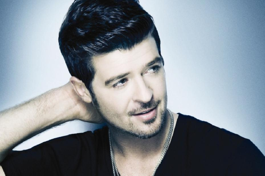 how tall is robin thicke