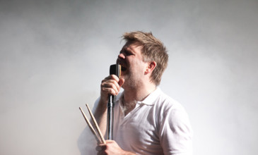 James Murphy is creating over 400 hours of music from tennis matches