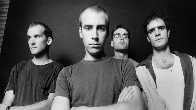 Fugazi's First Demo set for official release on Dischord
