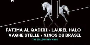 Club to Club and Field Day present The Italian New Wave