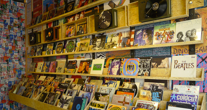 Urban Outfitters isn't actually the world's biggest vinyl retailer