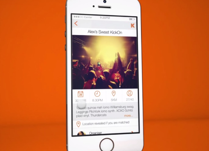 Looking for a party to crash? There's an app for that