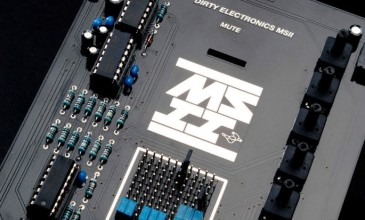 Mute unveils its second Dirty Electronics handheld synth and sequencer – watch it in action