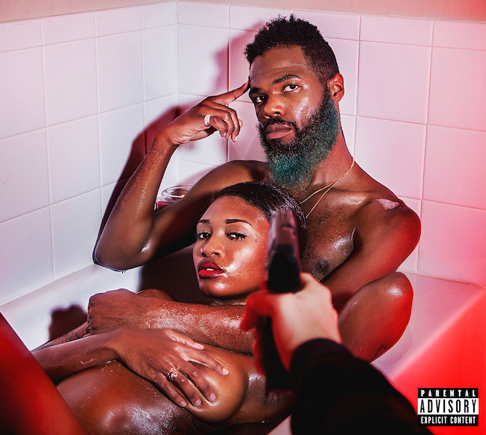 Download Rome Fortune's wonderfully woozy <em>Small VVorld</em>, feat. Four Tet, Suicideyear, ILoveMakonnen and more