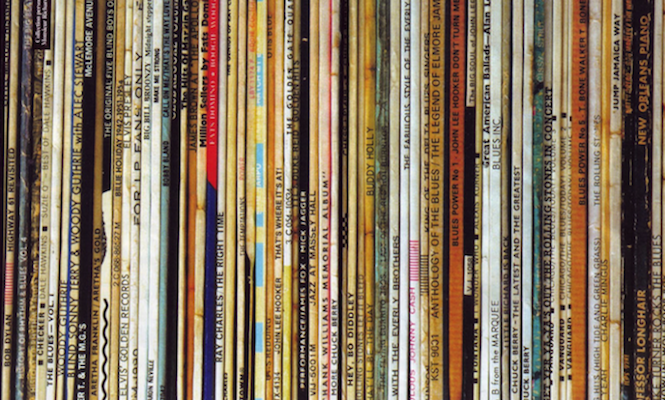 Here the 10 most expensive records sold on Discogs in the first half of 2014