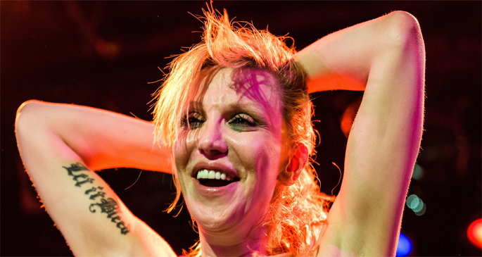 Courtney Love to star in NYC opera