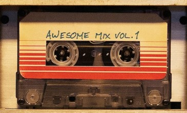 Guardians of the Galaxy OST gets a no-brainer cassette release